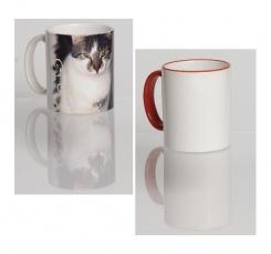 Becher und Keramik