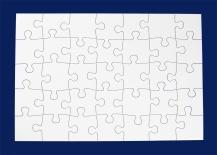 Puzzle A4 -35 Teile